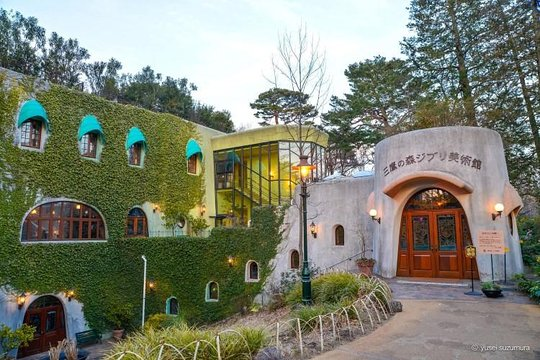 Marvel in the Wondrous Ghibli Museum in Japan