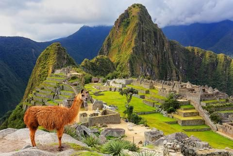Holidays in Peru, a country in South America that never rains