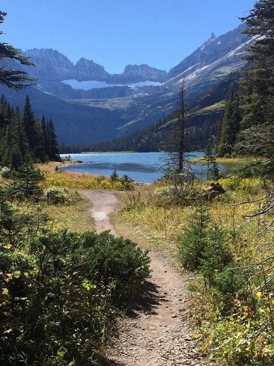 Hike the nearest trails