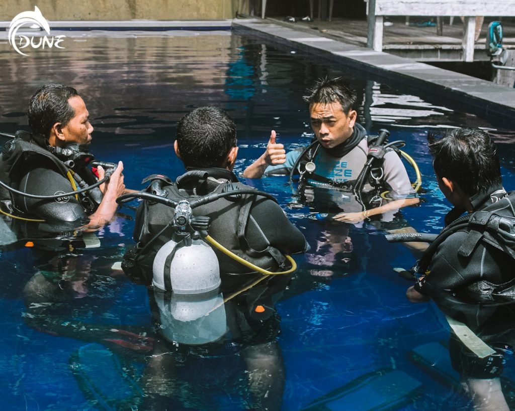 Have A Refreshment Dive Course