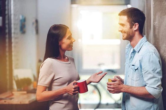 Developing successful relationship at home to do well in business